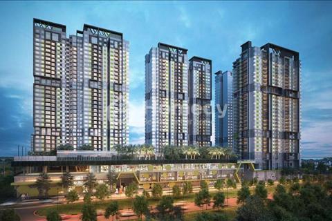 Bán gấp căn hộ 2 phòng ngủ tòa Cruz dự án Feliz En Vista bằng giá gốc chủ đầu tư, tầng 18