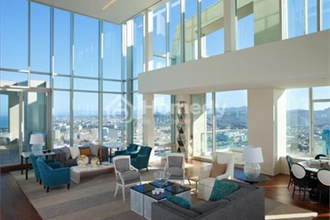 Bán gấp Penthouse sang trọng của căn hộ Sunrise City, Q.7, khu North, full nội thất, giá 17,5 tỷ