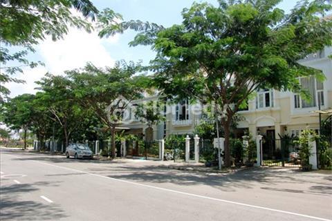 Cho thuê biệt thự Him Lam quận 7, 10x20m giá 45 triệu thiết kế 1 hầm 1 trệt 3 lầu, giá rẻ
