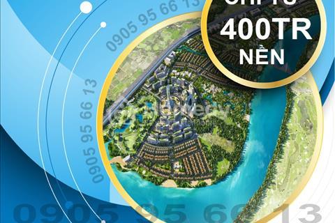 Mở bán khu đô thị biển Đại Dương Xanh Bắc Hội An chỉ từ 4 triệu/m2