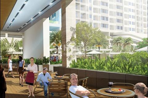 Mở bán căn hộ SaiGon Riverside City 10/2017, view sông, liền kề sân bay, chỉ 23 triệu/m2