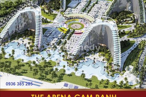 Ra Mắt Condotel 5* The Arena Cam Ranh ChỈ 960 Tr/căn - Tổ Hợp Giải Trí Duy Nhất Tại Cam Ranh