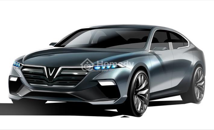 """2 mẫu xe sắp xuất hiện trên thị trường mang """"thương hiệu Việt"""" của Phạm Nhật Vượng"""