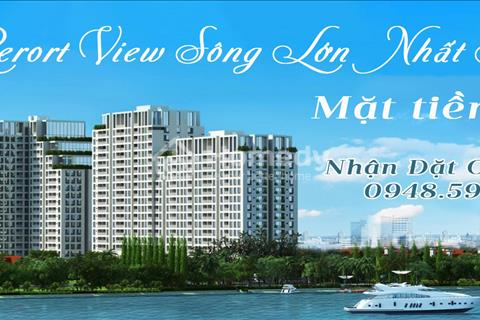 Bây giờ mới có Resort ven sông lớn nhất Thủ Đức, gần cầu Bình Triệu, mở bán đợt đầu giá tốt nhất