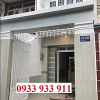 Chính chủ bán nhà đẹp 3 lầu, diện tích 43,7m2 vào ở ngay, hẻm Hàn Hải Nguyên, Phường 16, Quận 11