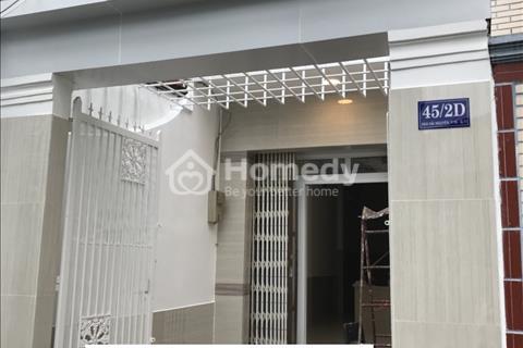 Chính chủ bán nhà đẹp 3 lầu, diện tích 43,7m2 vào ở ngay, hẻm Hàn Hải Nguyên, phường 16, quận 11,