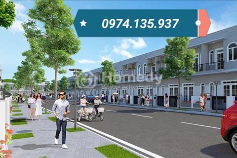 Nhà liền kề khu phố thương mại Trần Anh Riverside, Long An chỉ 820 triệu/ căn, hỗ trợ góp 12 tháng.