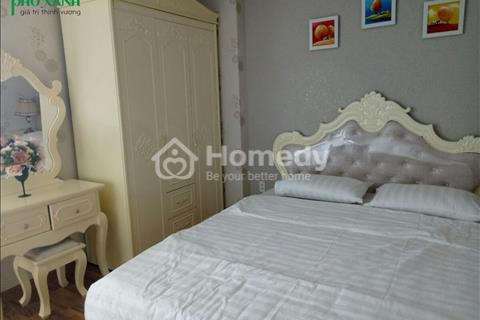 Cho thuê căn hộ lô 27 Lê Hồng Phong Hải Phòng, full nội thất. Giá chỉ 5 triệu/ 1 tháng