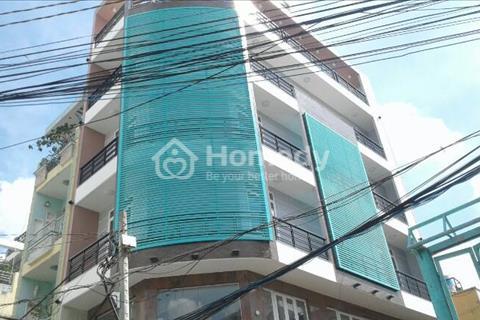 Biệt thự triệu đô tuyến Lê Văn Sỹ F1 Tân Bình, gara ô tô, 7 tầng, 6 phòng ngủ, ô tô tới nhà