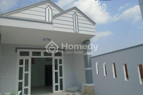 Bán nhà mới xây - 80m2 - 2 phòng ngủ - 1 phòng vệ sinh - vòng xoay Tân Kim