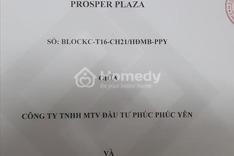 Chính chủ bán căn hộ Prosper rẻ hơn chủ đầu tư 150 triệu