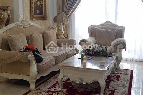 Cần bán căn hộ 120m2 chung cư Golden Palace, sổ đỏ chính chủ, nhà nội thất cực đẹp, giá 33 triệu/m2
