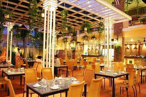 Nhà hàng mặt tiền Lê Văn Thọ 120m2 chỉ 15,9 tỷ 6 tầng, cho thuê 70 triệu/tháng, 2 mặt tiền