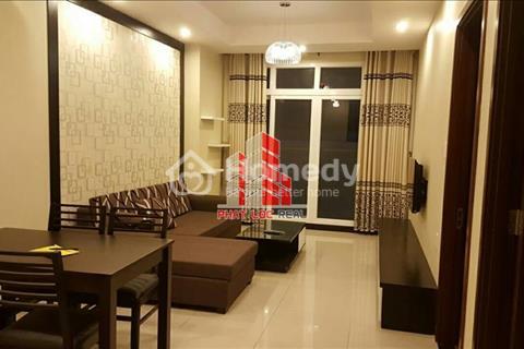 Bán căn hộ Cộng Hòa Plaza 2 phòng ngủ DT 72m2 - tặng hoàn toàn nội thất giá 2.850 tỷ, tầng cao