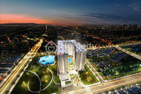 Căn hộ Prosper Plaza chỉ 990 triệu/căn 2 phòng ngủ, nội thất cao cấp, tặng máy lạnh, tivi LG
