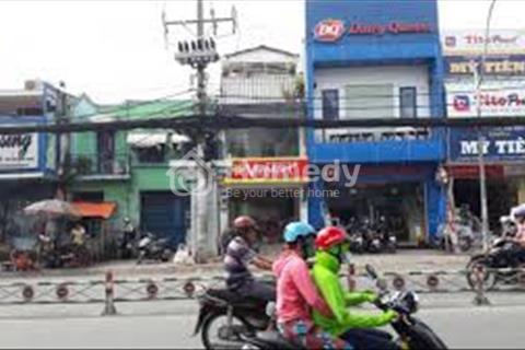 Bán nhà hẻm xe hơi cư xá công an Bùi Đình Túy. Diện tích 4 x 16,5
