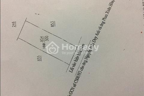 Đất xây nhà trọ Khánh Bình, Tân Uyên, 300m2 giá 965 triệu, sổ hồng