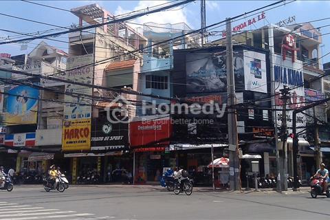 Cho thuê nhà đẹp góc 2 mặt tiền đường Trần Quang Diệu, Phường 14, Quận 3