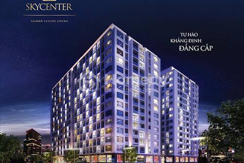 Bán căn hộ Sky Center 2PN mới nhận bàn giao mới 100% DT 74m2 tầng 9 giá 2.9 tỷ, tầng cao thoáng mát