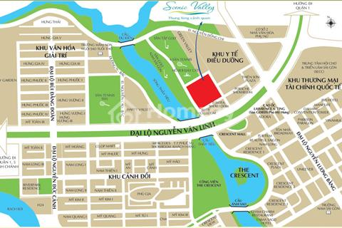 Bạn đang tìm căn hộ đẳng cấp mà gần gũi thiên nhiên? Hãy đến với Scenic Valley, Quận 7