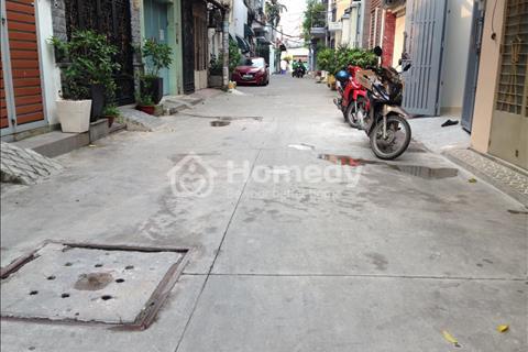 Bán Nhà 4 lầu Nguyễn Văn Đậu, Diện tích: 4,5 x 17 giá 6 tỷ