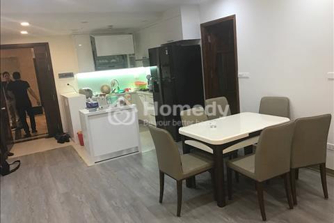 Cần cho thuê căn hộ Vinhomes Nguyễn Chí Thanh 108m2 chỉ 1.000 USD/ tháng 3 ngủ, Đủ đồ