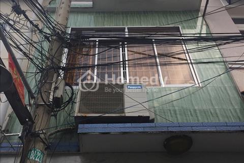 Bán gấp nhà hẻm xe hơi Nguyễn Trãi Quận 1, 41,6m2, 3 lầu đúc tặng 4 máy lạnh, 4 máy nước nóng
