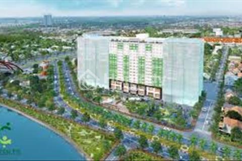 Căn hộ sân vườn thông tầng view sông mặt tiền 9A -  Khu Trung Sơn