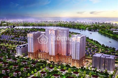 Căn hộ Sài Gòn Mia kiến trúc Pháp tại Trung Sơn, XD đến tầng 20 sắp cất nóc, đang có chính sách 5%