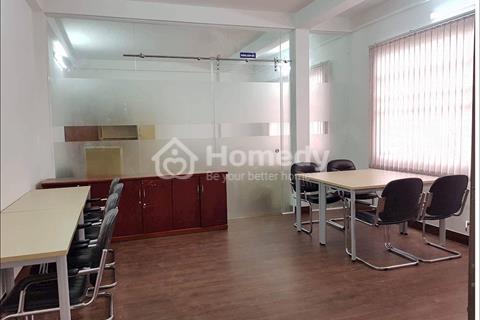 Văn phòng officetel ( văn phòng + căn hộ) đầy đủ bàn ghế Nguyễn Tất Thành Quận 4