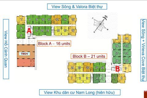 Những căn hộ cuối cùng của dự án Flora Fuji tuyệt đẹp, giá 1,25 tỷ/ căn, Liên hệ PKD Nam Long