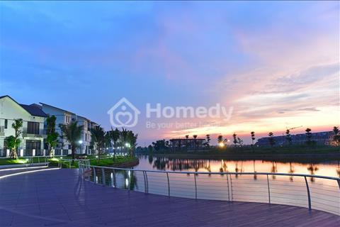 Bán lô biệt thự đơn lập hoa hậu mặt hồ cuối cùng dự án Vinhomes Thăng Long, 434m2, giá 25 tỷ