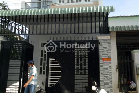 Bán nhà mới 1 trệt 1 lầu, sổ hồng riêng đường Thuận Giao 02, gần chợ Bình Thuận 2