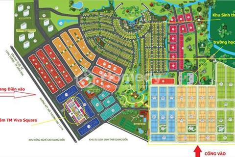 Trung tâm thương mại lớn nhất Đồng Nai khu công nghiệp 150.000 công nhân