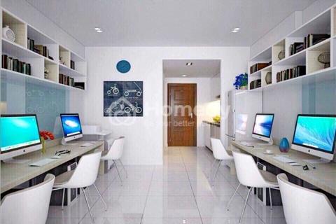 Căn hộ văn phòng 37m2 giá tốt tại quận 5 cho thuê hướng Tây Bắc