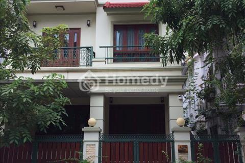 Cho thuê biệt thự Vinaconex 3 Trung Văn, 153m2 x  4,5 tầng