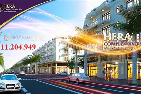 Chiết khấu lên tới 16% giá chỉ từ 450 triệu khu đô thị Hera Complex Riverside Đà Nẵng sang trọng