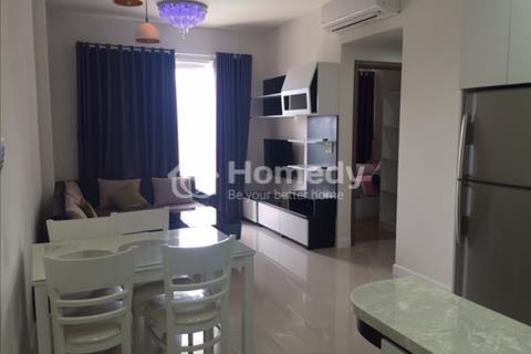 Cần cho thuê căn hộ Galaxy 9, 2 phòng ngủ, đầy đủ nội thất, nhà đẹp, tầng cao