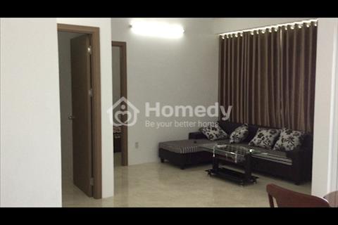Cho thuê căn hộ Mường Thanh Viễn Triều. Căn góc 68m2, 2 phòng ngủ đầy đủ nội thất, 12triệu/tháng