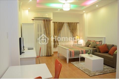 Căn hộ Studio cao cấp, có ban công full nội thất Nguyễn Trãi quận 1