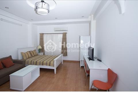 Căn hộ mini cao cấp full nội thất, free dịch vụ, Nguyễn Trãi Quận 1
