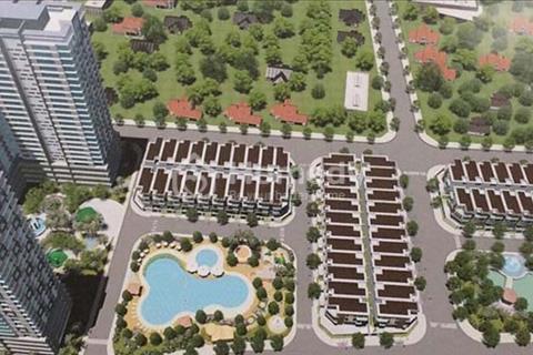 Đón đầu giá tốt nhất biệt thự phố Phạm Hữu Lầu - quận 7 - 6 tỷ/căn - 1 trệt 2 lầu