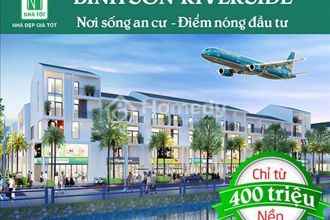 Đất nền gần sân bay Long Thành  giá chỉ 3,8 triệu/m2
