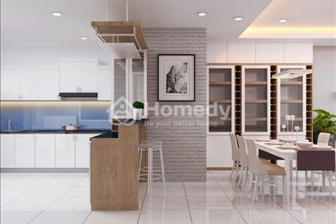 Bán gấp căn hộ Sơn Thịnh 35 tầng view biển Bãi Trước 2 phòng ngủ full nội thất new 100% - giá tốt
