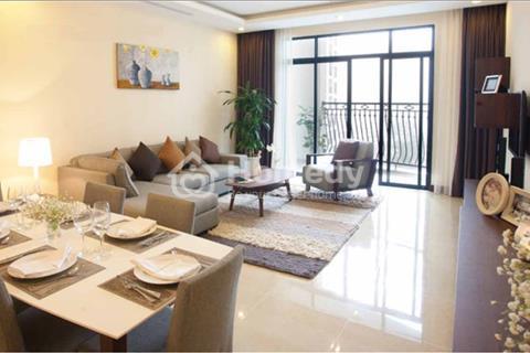 Cho thuê chung cư tầng 15diện tích 175m2 3 ngủ full đồ, khu đô thị Nghĩa Đô, Cầu Giấy, Hà Nội