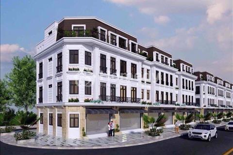 Bán nhà đất liền kề Pruksa Town Hoàng Huy, đường máng nước, an đồng giá rẻ nhất Hải Phòng