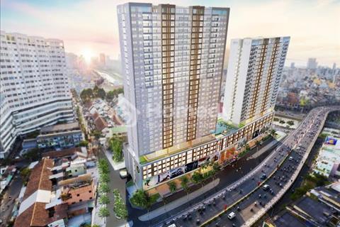 Căn hộ River Gate Novaland Bến Vân Đồn quận 4, diện tích 92,14 m2 view Bitexco giá 4,5 tỷ