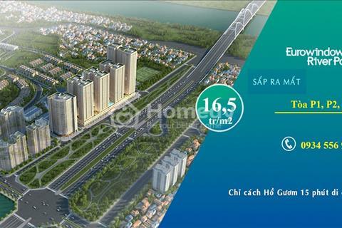 Cần bán căn Park 1 căn 11-11 67m2 dự án Eurowindow River Park giá cực shock ưu đãi 4%, vay 0% lãi