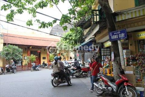 Chính chủ bán nhà Hàng Giấy 106,6m2 (Gần Bốt Hàng đậu, gần chợ Đồng Xuân)