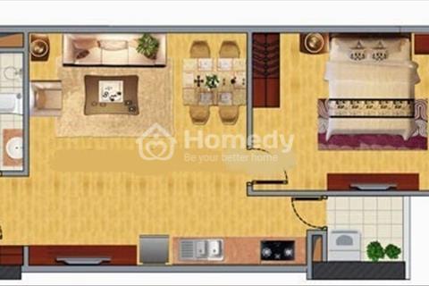 Tôi có căn hộ cần bán 46m2 - Tầng trung ( giá 1,34 tỷ) – Chung cư Nghĩa Đô